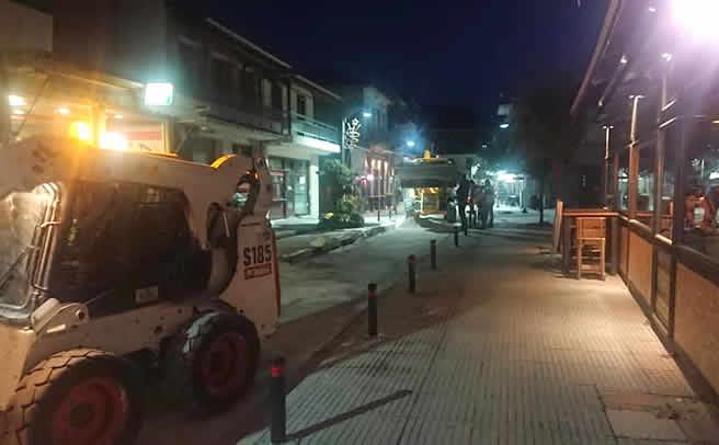 ΕΣ Μουζακίου: Αίτημα για άμεση επανασύνδεση του δρόμου μπροστά από το Δημαρχείο με τον περιφερειακό