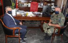 Επίσκεψη Αρχηγού ΓΕΕΘΑ στην Περιφέρεια Θεσσαλίας