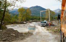 Προχωράνε οι εργασίες αποκατάστασης στις γέφυρες