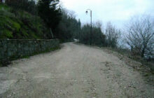 215.000 ευρώ για το δρόμο προς Κάστρο Φαναρίου - Δημοπρατείται το έργο της ασφαλτόστρωσης