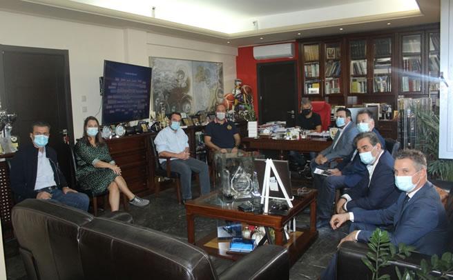 Ενισχύεται με 10 νέα σύγχρονα ασθενοφόρα τύπου «B» το ΕΚΑΒ στη Θεσσαλία