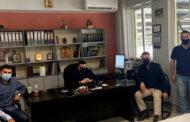 Γ. Κωτσός: Επαφή με ΕΛΓΑ για αποζημιώσεις ντοματοκαλλιεργητών - Συνάντηση με τη Διοίκηση του ΚΤΕΛ Καρδίτσας για ζημιές στα λεωφορεία!