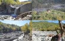 Το πέρασμα του Ιανού από την Κρυοπηγή - Φωτογραφικό υλικό μετά την πλημμύρα - Γράφει η Μαρία Πελαγίδου