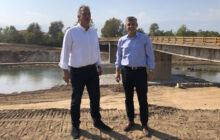 Συντηρεί και βελτιώνει τη γέφυρα της Κρήνης η Περιφέρεια Θεσσαλίας