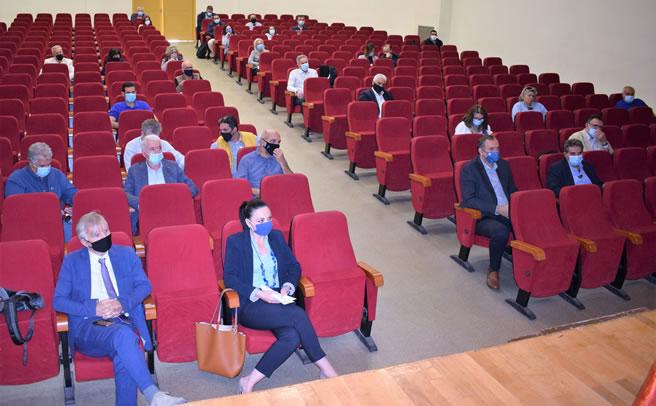Με επιτυχία η συνάντηση εργασίας στην ΠΕΔ Θεσσαλίας για τις κενές συσκευασίες φυτοφαρμάκων