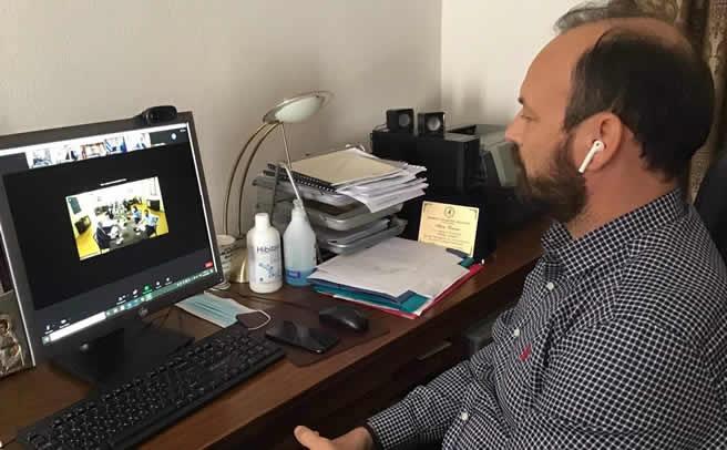 Τηλεδιάσκεψη Πρωθυπουργού και Δημάρχου Μουζακίου για τη δημιουργία Ψηφιακού Μουσείου