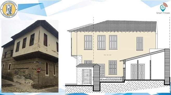 Ξεκίνησαν οι διαδικασίες για το «Σπίτι Τρικαλινών Μουσικών Δημιουργών»