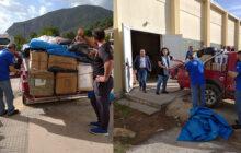 Ανθρωπιστική Βοήθεια στον Δήμο Μουζακίου από το Σύλλογο Καρδιτσιωτών Ν.Φθιώτιδας