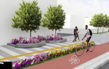 Δημοπρατείται η αναβάθμιση της οδού Καρδίτσης στη νότια είσοδο της πόλης των Τρικάλων
