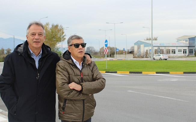 Ξεκινούν έργα οδικής ασφάλειας από τα Στουρναρέικα προς Παλαιοχώρι, Ισιώματα και Λόγγο