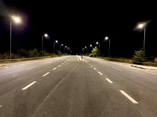 7.900 νέα φωτιστικά LED στο οδικό δίκτυο αρμοδιότητας της Περιφέρειας Θεσσαλίας