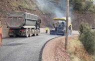 Ολοκληρώνεται το έργο βελτίωσης του τμήματος της Ε.Ο. Ι.Μ.Σπηλιάς – Ανατολικής Αργιθέας
