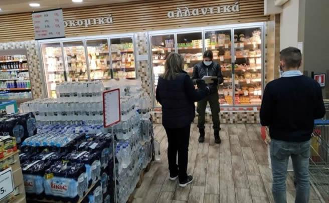Αλλοι 12.210 έλεγχοι από τη Δημοτική Αστυνομία Τρικκαίων