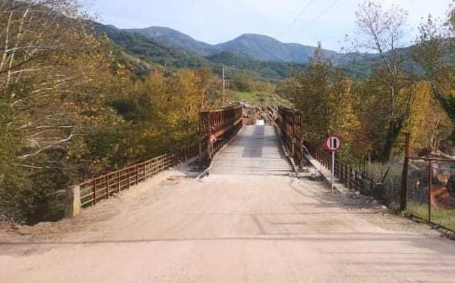 Διακοπή κυκλοφορίας στη γέφυρα Καραϊσκάκη