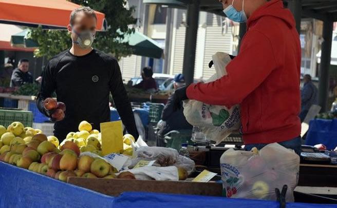 Συμμετοχές στην εβδομαδιαία λαϊκή αγορά της Καρδίτσας