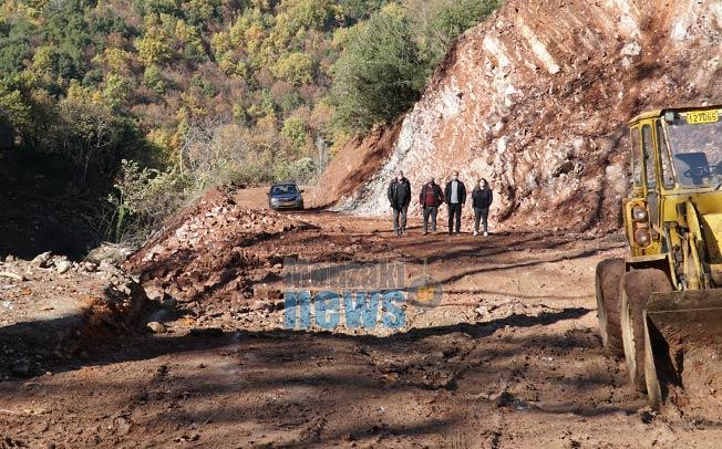 Δήμος Μουζακίου: Αποκαταστάθηκε η πρόσβαση στον οικισμό της Οξυάς το Μελίσσι (+ΒINTEO)
