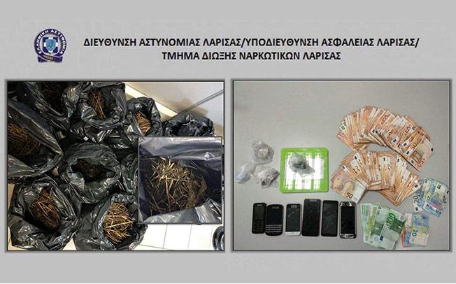 Εξακριβώθηκε η δράση εγκληματικής ομάδας που δραστηριοποιούνταν στην καλλιέργεια δενδρυλλίων κάνναβης
