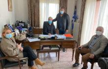 Συνάντηση της «Ο.Μ. ΣΥΡΙΖΑ- ΠΡΟΟΔΕΥΤΙΚΗ ΣΥΜΜΑΧΙΑ ΜΟΥΖΑΚΙΟΥ» με τον Δήμαρχο Μουζακίου κ.Φάνη Στάθη