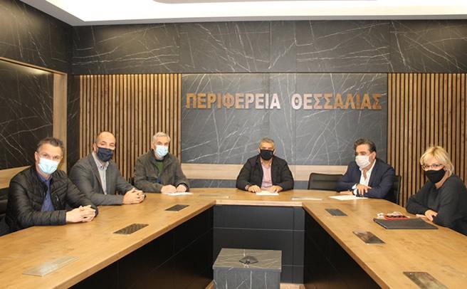 Στοχευμένες παρεμβάσεις για τη βελτίωση της οδικής ασφάλειας στην Ε.Ο. Λάρισας - Βόλου