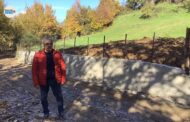 To Mouzakinews.gr στη Δρακότρυπα και στα έργα αποκατάστασης από τον «Ιανό»