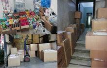 Ουσιαστική στήριξη των πλημμυροπαθών της Καρδίτσας από το Σύλλογο των Απανταχού Καρδιτσιωτών