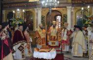 Αυξημένα αστυνομικά μέτρα στην Καρδίτσα για τον εορτασμό του Πολιούχου Αγίου Σεραφείμ