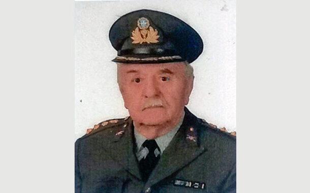 Απεβίωσε ο Δημήτριος Χύτας, Συντ/χος Στρατιωτικός σε ηλικία 88 ετών