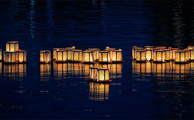 Συμβολική εκδήλωση υποδοχής του νέου χρόνου στη Λίμνη Πλαστήρα