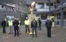 Άναψε η φλόγα του Φυσικού Αερίου στην Πύλη