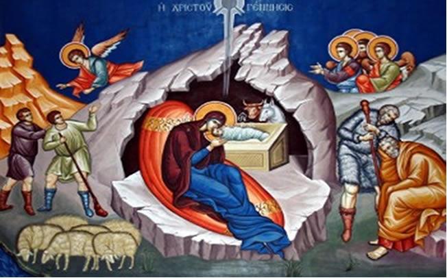 Κάλεσμα Πνευματικής Συμμετοχής στην Μεγάλη γιορτή της Χριστιανοσύνης, στη Γέννηση του Θεανθρώπου