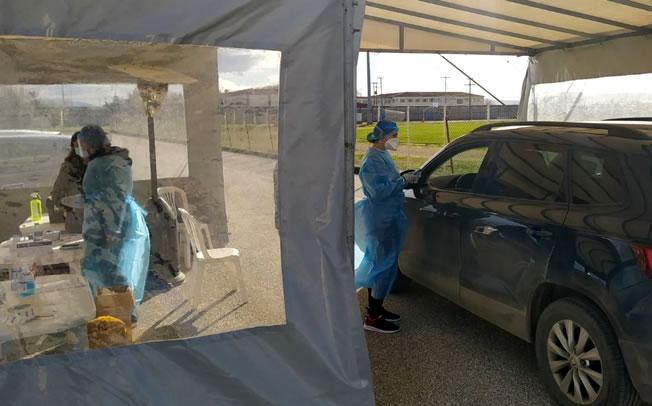 Σάββατο και Κυριακή τα rapid tests σε εκπαιδευτικούς σε Σκόπελο και Αλόννησο