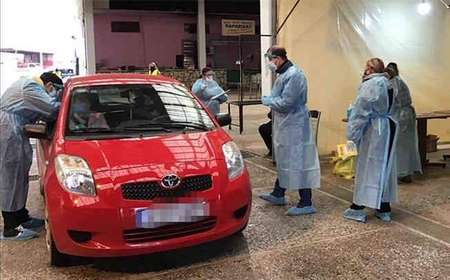 Δήμος Μουζακίου: Αύριο Παρασκευή 08/01, δωρεάν rapid tests στη Δημοτική Αγορά του Μουζακίου