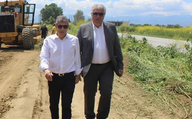 Νέο έργο για την άρδευση 22.000 στρεμμάτων αγροτικής γης στο Δήμο Παλαμά