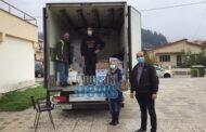 Δήμος Μουζακίου: Ξεκίνησε σήμερα η διανομή προϊόντων στις οικογένειες του ΚΕΑ-TEBA