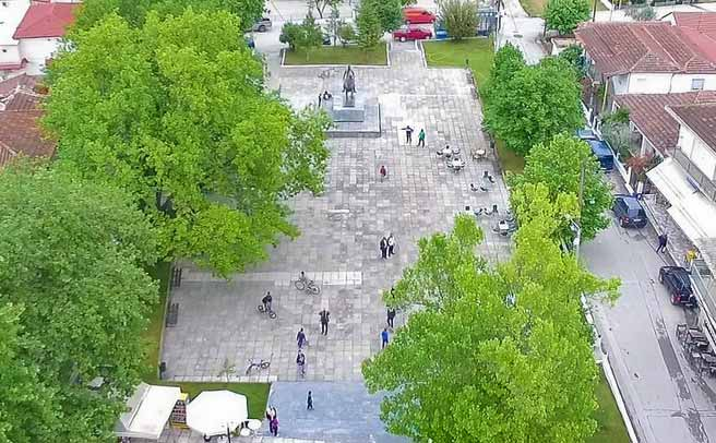 Δήμος Μουζακίου: Αύριο Πέμπτη 21/01 δωρεάν rapid tests στο Μαυρομμάτι
