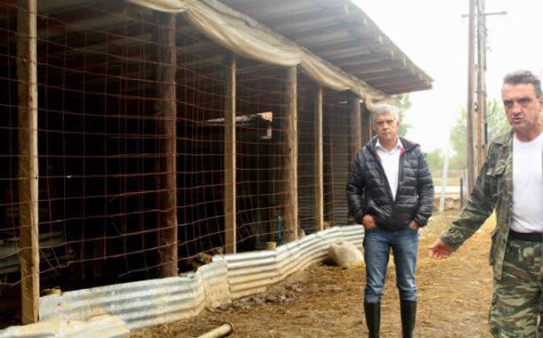Στα 400 εκατ. ευρώ στο Σχέδιο Ανασυγκρότησης από τις πληγές του Ιανού στη Θεσσαλία