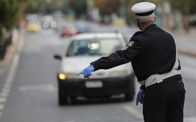 Συνελήφθη ημεδαπός στην ευρύτερη περιοχή της Λάρισας που οδηγούσε κλεμμένο αυτοκίνητο