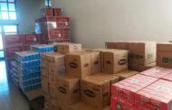 Διανομή τροφίμων σε ευπαθείς κοινωνικές ομάδες από το Δήμο Παλαμά