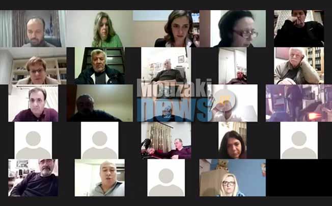 Δείτε την 3η Τακτική συνεδρίαση με τηλεδιάσκεψη του Δημοτικού Συμβουλίου Δ. Μουζακίου