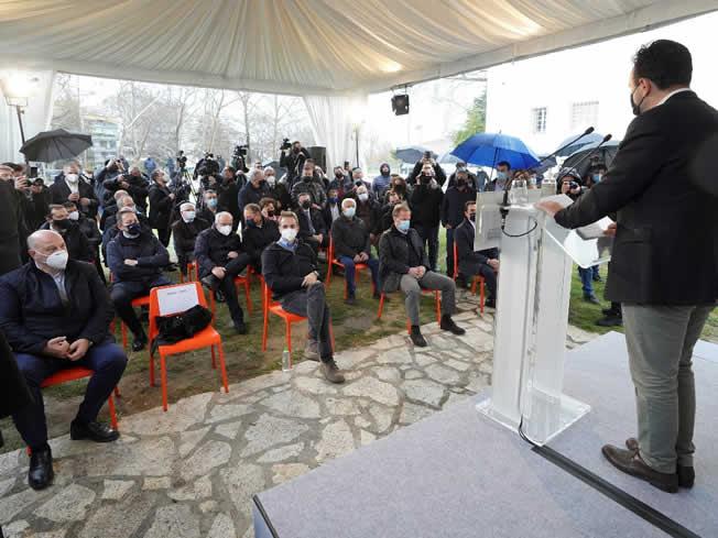 Παπαστεργίου για Ε65: Πώς θα αξιοποιήσουμε την νέα, κεντροβαρή θέση των Τρικάλων