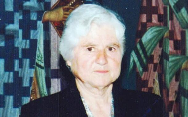 Απεβίωσε σε ηλικία 90 ετών η Κλεοπάτρα Κων. Βαλαώρα