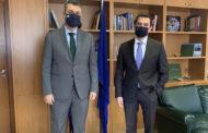 Συνάντηση Γ. Κωτσού με Κ. Σκρέκα: «Η επίσκεψη Μητσοτάκη στη Μεσοχώρα δηλώνει την πρόθεση της Κυβέρνησης να ολοκληρωθεί το έργο!
