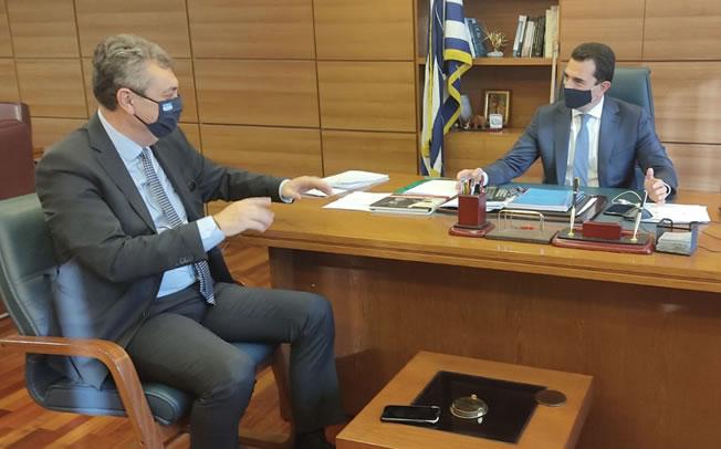 Παρέμβαση Γ. Κωτσού σε Κ. Σκρέκα για αναβάθμιση των δικτύων ΔΕΔΔΗΕ και τα αγροτικά φωτοβολταϊκά!