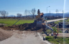 Αποκαθίστανται από την Π.Ε Καρδίτσας οι ζημιές στην επαρχιακή οδό Καρδίτσας – Κρύας Βρύσης
