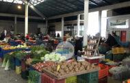 Η κίνηση στη λαϊκή του Μουζακίου. Συγκρατημένα αισιόδοξοι παραγωγοί και έμποροι