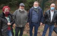 Σε Αμάραντο και Καστανιά κλιμάκιο μηχανικών του Δήμου Καρδίτσας