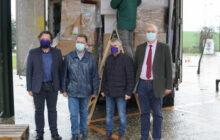 Δωρεά εξοπλισμού 500.000 ευρώ από το Πανεπιστημιακό Νοσοκομείο της Λιέγης στα Νοσοκομεία και ΚΥ της Περ Θεσσαλίας