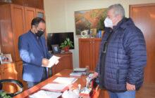 Ορκίστηκε και αναλαμβάνει καθήκοντα ως δημοτικός σύμβουλος Καρδίτσας ο κ. Π. Ευθυμίου