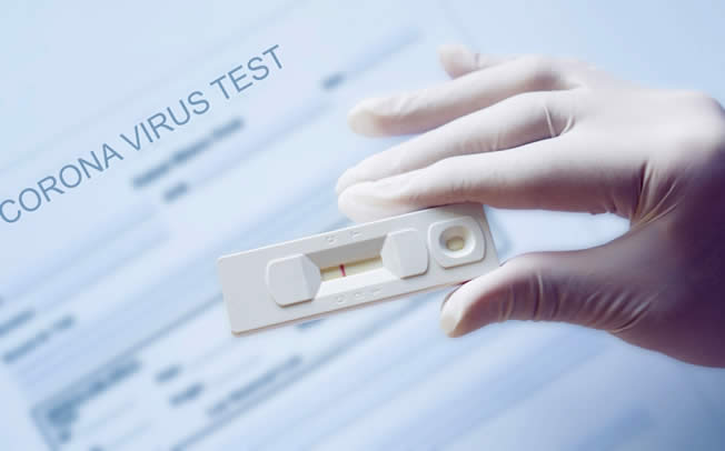 Ένα θετικό δείγμα rapid test σήμερα στην Καρδίτσα
