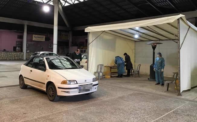 Δήμος Μουζακίου: Αρνητικά όλα τα rapid tests που διενεργήθηκαν στη Δημοτική αγορά Μουζακίου